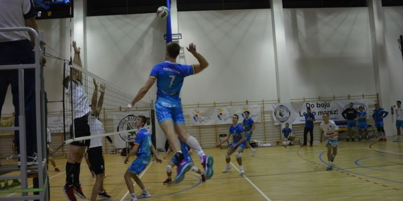 Legia wygrywa City Volley Cup