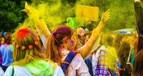 Color Fest Party